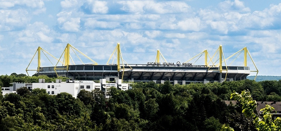 Borussia Dortmund Stadion Signal Iduna Park
